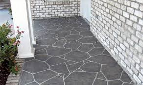 Tiling A Concrete Patio by Good Porch Flooring Ideas