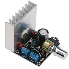 Bookshelf Speaker Amp Drok U0026reg Micro Tda7377 Dc12v Digital Audio Power Amplifier 35w