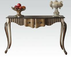 Console Entry Table Bayley Collection Bronze
