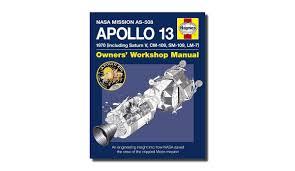 apollo 13 owners u0027 workshop manual