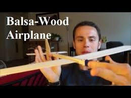 Balsa Wood Projects For Free by How To Make The Super Balsa Wood Plane Youtube