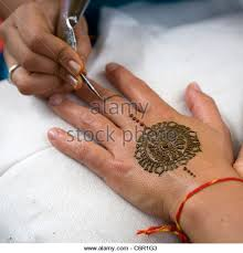henna tattoo stock photos u0026 henna tattoo stock images alamy