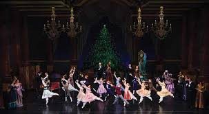 Curtain Call Theatre Christmas Curtain Call Young Ballet West Academy Dancers Jump For