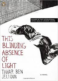 Darkness Is The Absence Of Light Amazon Com This Blinding Absence Of Light 9780143035725 Tahar