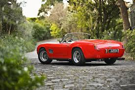 ferrari classic ferrari 17 million at auction business insider