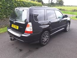 used 2006 subaru forester xt turbo for sale in co antrim pistonheads