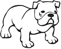 christmas bulldog cliparts free download clip art free clip