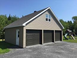 26 x 26 two car garage with hipped roof hip roof hiproof dutch hip