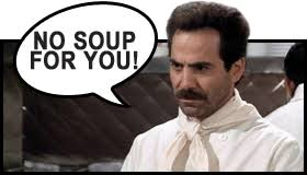 No Soup For You Meme - soup nazi meme 88 images the real soup nazi from seinfeld lives