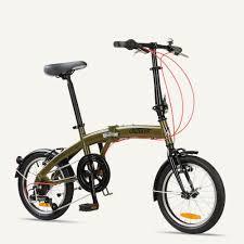 best folding bike 2012 citizen bike 16 6 speed folding bike with ultra portable frame