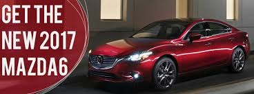 where does mazda come from does the 2017 mazda6 come out