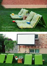 Rent To Own Patio Furniture 25 Awesome Outside Seating Ideas You Can Make With Recycled Items
