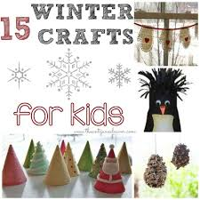 15 winter crafts for kids the anti june cleaver