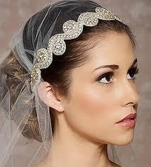 bridal headwear new 2014 bridal headband rhinestone headpiece chain