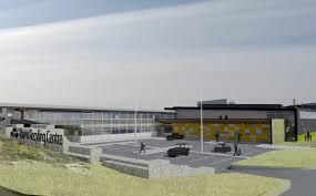 Raven Recycling Centre Conceptual Design  Kobayashi  Zedda Architects