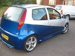Fiat Punto 2002 Interior Bazbiz Wallpaper Car And Drag Modifications Modified Fiat Punto