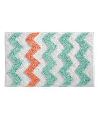 Coral Color Bathroom Rugs 14 Remarkable Coral Bath Rugs Inspiration For You U2013 Direct Divide