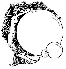 free printable little mermaid clipart panda free clipart images