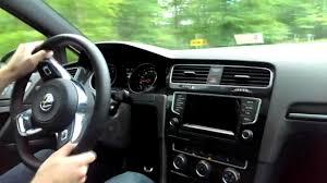 test drive 2015 volkswagen golf gti se