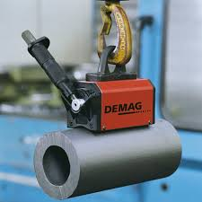 permanent lifting magnet handling manual dpm series terex