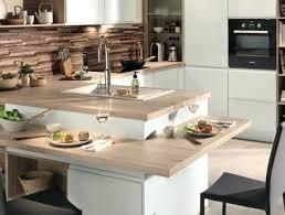 cuisine bois et blanche cuisine bois et blanc idées pour la maison