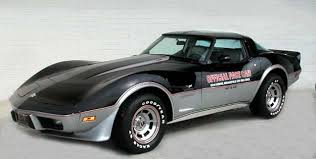 corvette car for 1978 corvette official pace car for sale in carrolltown pa