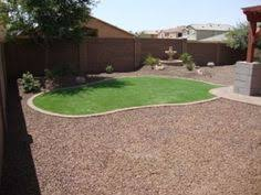 Arizona Backyard Landscaping by Synthetic Turf Landscape Designs By Chip N Dale U0027s Custom