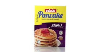 Pancake Flour Pancake Vanilla Youtube