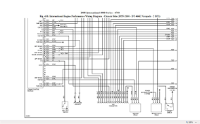 international 4700 dt466e diagram 2007 international 9200 wiring