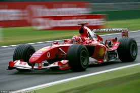 f1 cars through the f1 ages sportsmail looks at the cars from