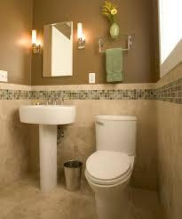 half bathroom tile ideas half bathroom tile gallery donchilei