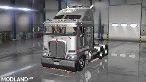 kenworth america update kenworth k200 v 13 mod for american truck simulator ats