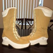 womens timberland boots size 9 s timberland high heels boots on poshmark