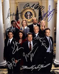 west wing limited edition signature u0026 laser etched tv series