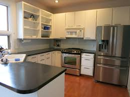 Paint Finishes For Kitchen Cabinets by Agreeable Best Paint Finish For Kitchen Cabinets What Color Should