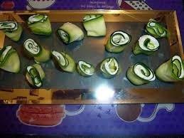 courgette boursin cuisine recette de roulé de courgette au boursin