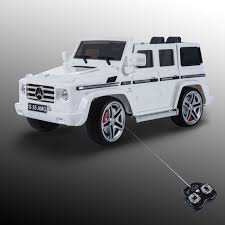 mercedes g55 ride on equipment mercedes g55 12v electric ride on car with