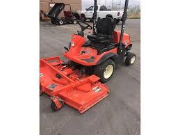 front deck rotary mower traction model f2680e