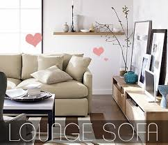 fabulously vintage crate and barrel lounge sofa extra deep
