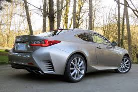 lexus rc 350 car review 2015 lexus rc350 awd driving