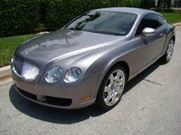 silver bentley 2006 bentley continental gt information and photos zombiedrive