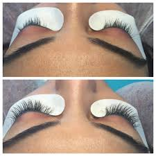 Hair Extensions Procedure by Lash Extensions Procedure And After Care