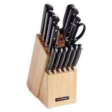 top kitchen knives set top chef premier 15 block set top chef cutlery by master