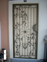 window grill design for the stylish look and safety decoration