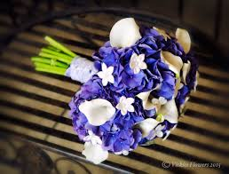wedding flowers blue and white wedding bouquets vickies flowers brighton colorado florist