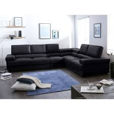 salon avec canapé noir canape d angle tissu but nouveau salon avec canape noir