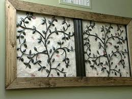 wrought iron wall planters traditionally wrought iron wall art decoration u2013 into the glass