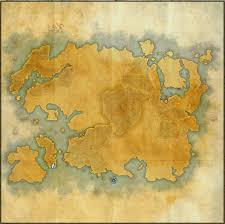 Coldharbour Treasure Map Thoughts On Getting Started An Introduction Exploring The
