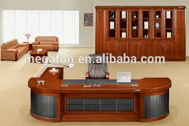 bureau president luxurious office furniture design president chairman ceo desk for