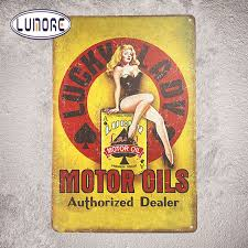 aliexpress com buy pin up motor funny art posters retro
